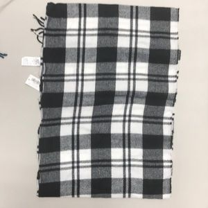 NWT Men's Old Navy Flannel Scarf